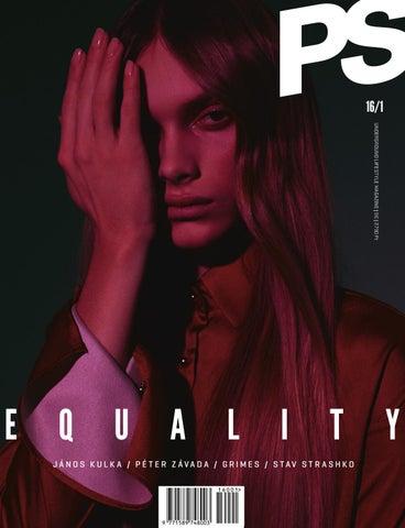PS Magazine SS16   E Q U A L I T Y by Netta Szabó - issuu 70c6dffa84