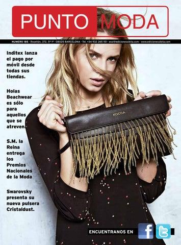 Revista PuntoModa 185 by Edicions Sibil-la SL - issuu 890051da66b
