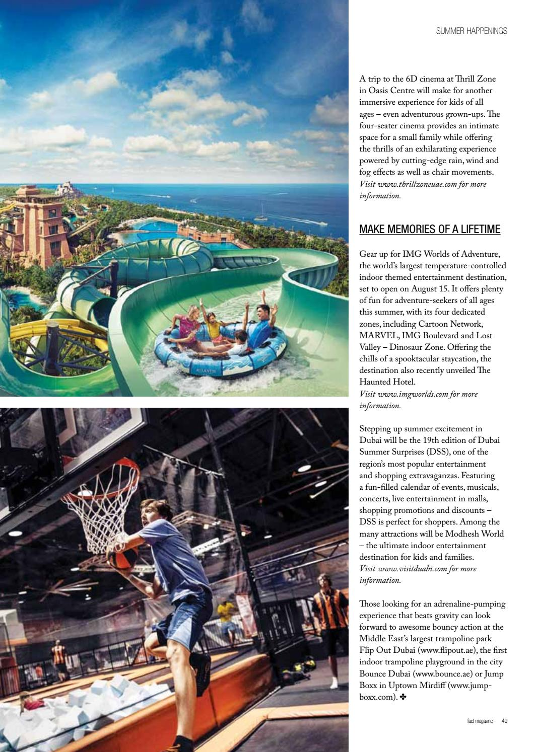 FACT Qatar August 2016 by Fact Magazine - issuu