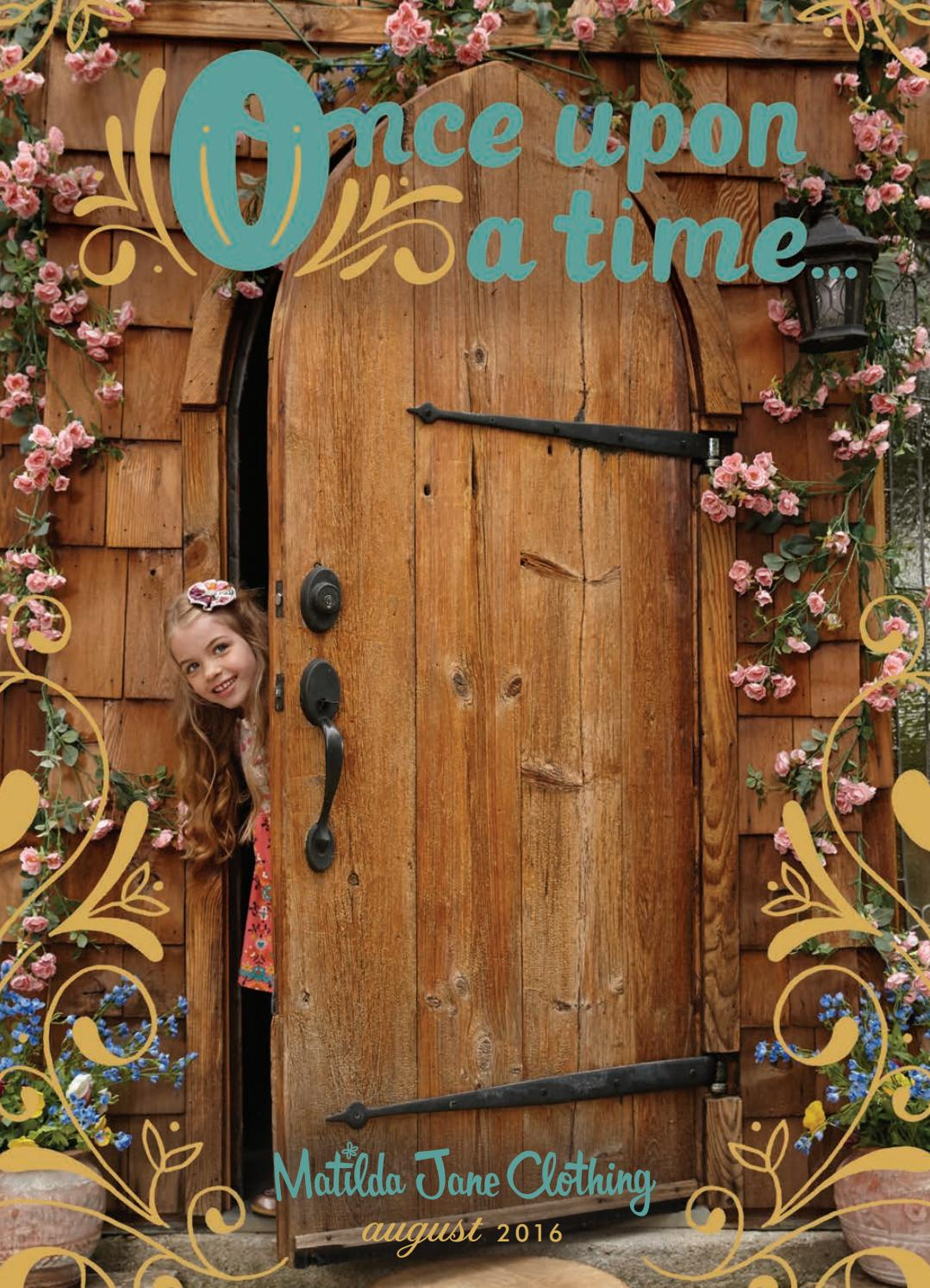 matilda jane clothing once upon a time release 1 lookbook