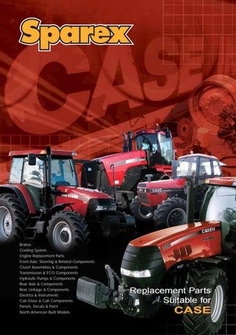 New Case IH Tractor D25 D29 D33 D35 D40 Farmall 50 Glow Plug