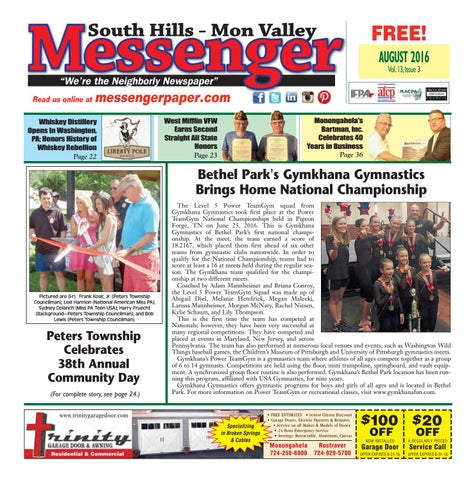 South hills mon valley messenger by south hills mon valley south hills mon valley messenger august 2016 fandeluxe Choice Image