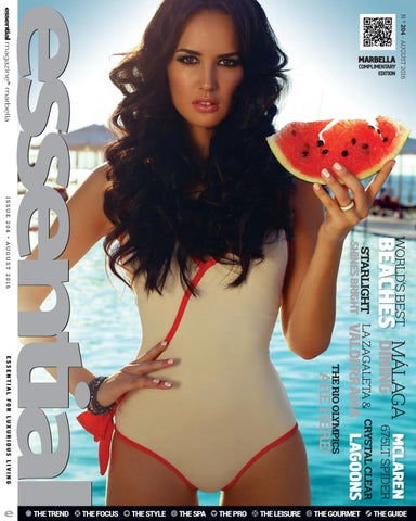 d61937f2354f6 Essential Magazine August 2016 by Publicaciones Independientes Costa ...