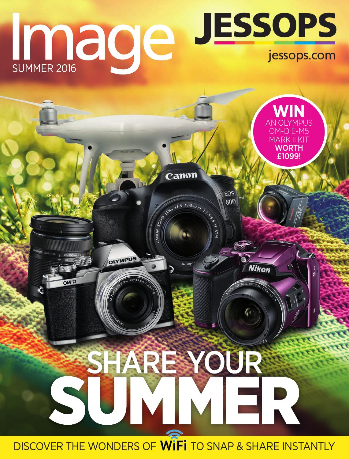 Jessops Image Catalogue Summer 2016 By Bright Publishing Issuu Canon Ixus 185 20 Mp 8x Zoom Free Sdhc 16gb Case Tripod