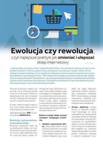 b796e6326a Mensis.pl nr 42 - magazyn e-commerce by Krzysztof Rdzeń - issuu