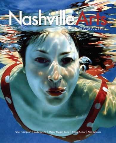 Nashville Arts Magazine - August 2016 by Nashville Arts