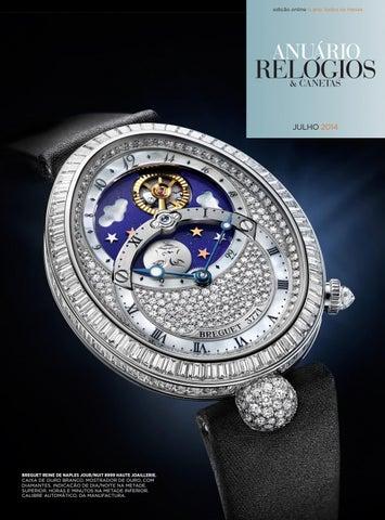 0d7f436d939 Anuário Relógios   Canetas - Julho 2014 by Anuário Relógios ...