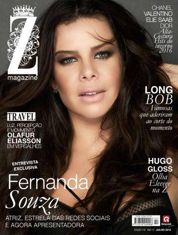 3ba6f3c1c411 Z Magazine | edição 118 | julho 2016 by Z Magazine - issuu