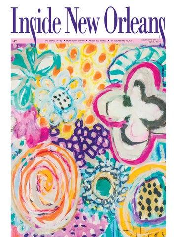 6c6378b50 August-September 2016 Issue of Inside New Orleans by Inside ...