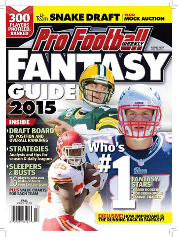 4716e18853b PFW 2015 Fantasy Guide by Shaw Media - issuu