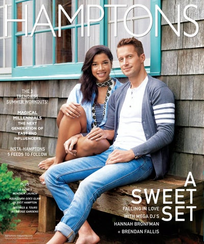 Hamptons - 2016 - Issue 7 - Style - Hannah Bronfman + Brendan Fallis