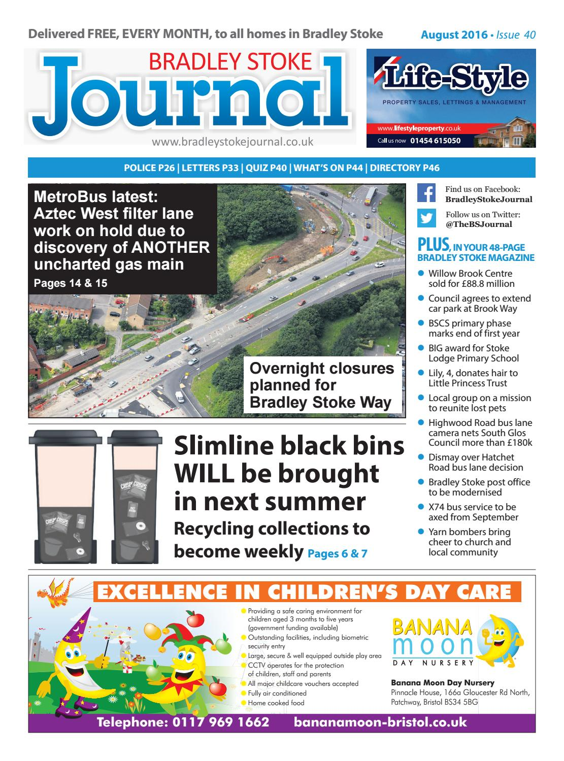 August 2016 by bradley stoke journal issuu thecheapjerseys Images
