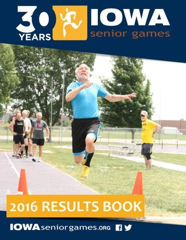 Iowa senior games