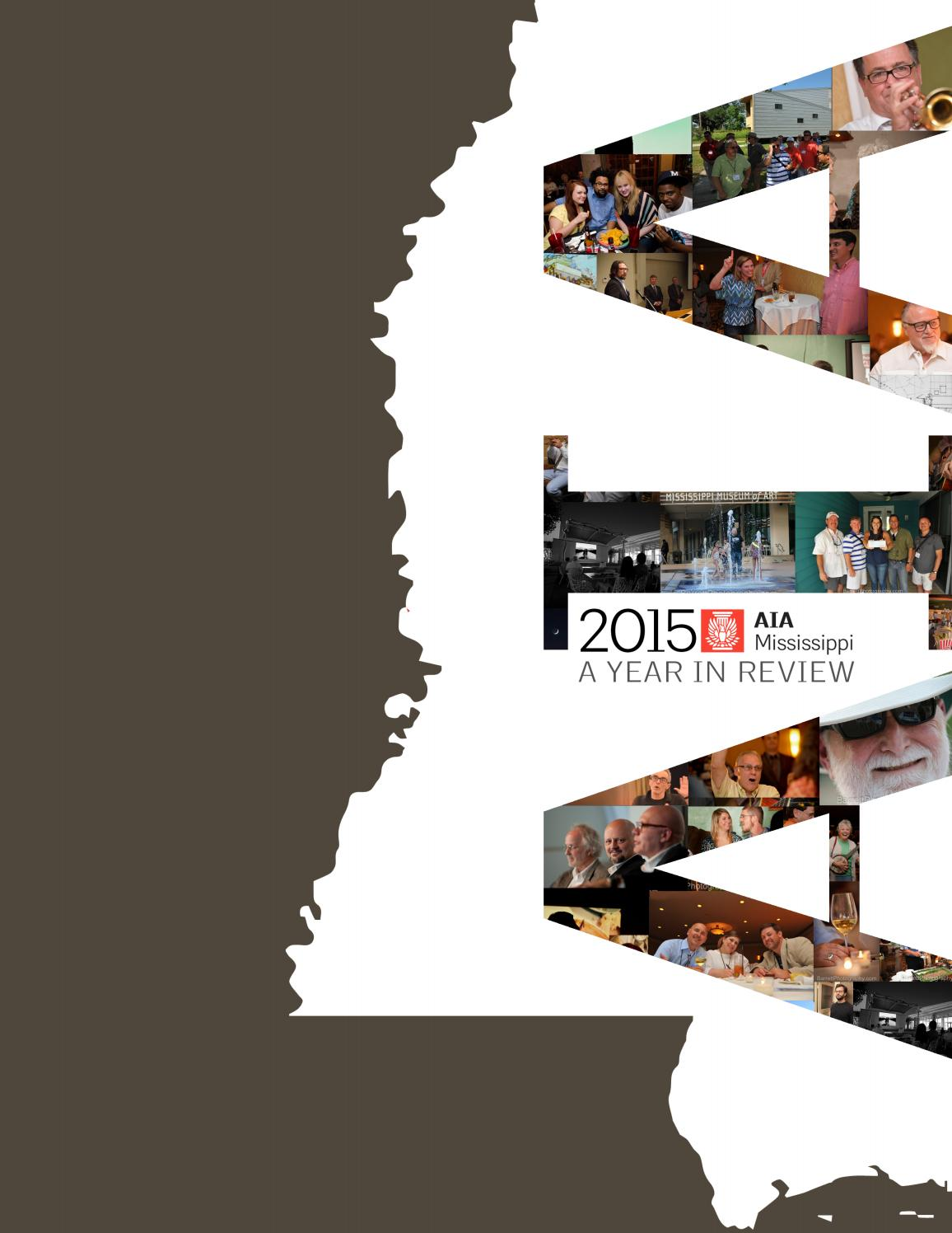 2015 AIA Mississippi Year In Review By