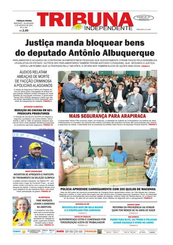 2051e8f7aa01f Edição número 2704 - 2 de agosto de 2016 by Tribuna Hoje - issuu