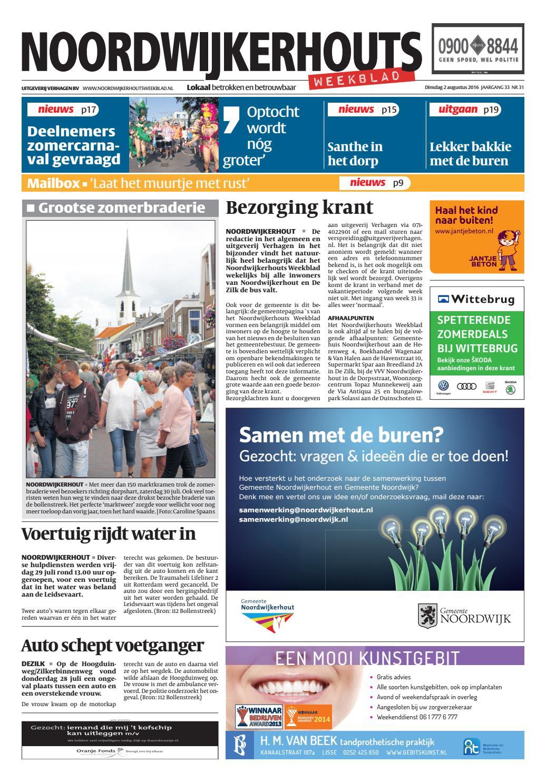 nwhw week 31 16 by uitgeverij verhagen issuu