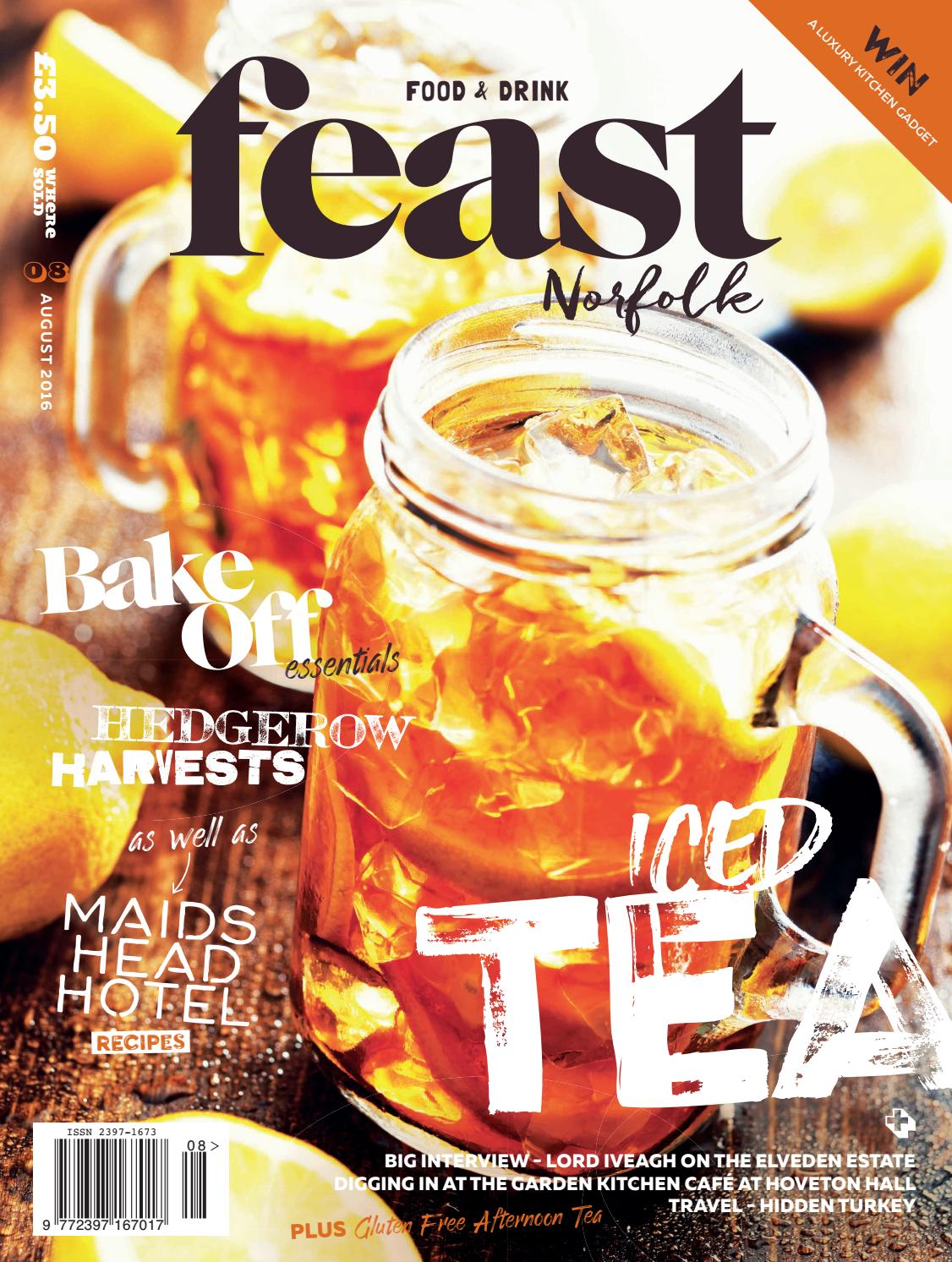 Feast Norfolk Magazine August 16 Issue 08 By New Tony Moly Delight Tint Mini 15g Travel Size 02 Apple Red Issuu