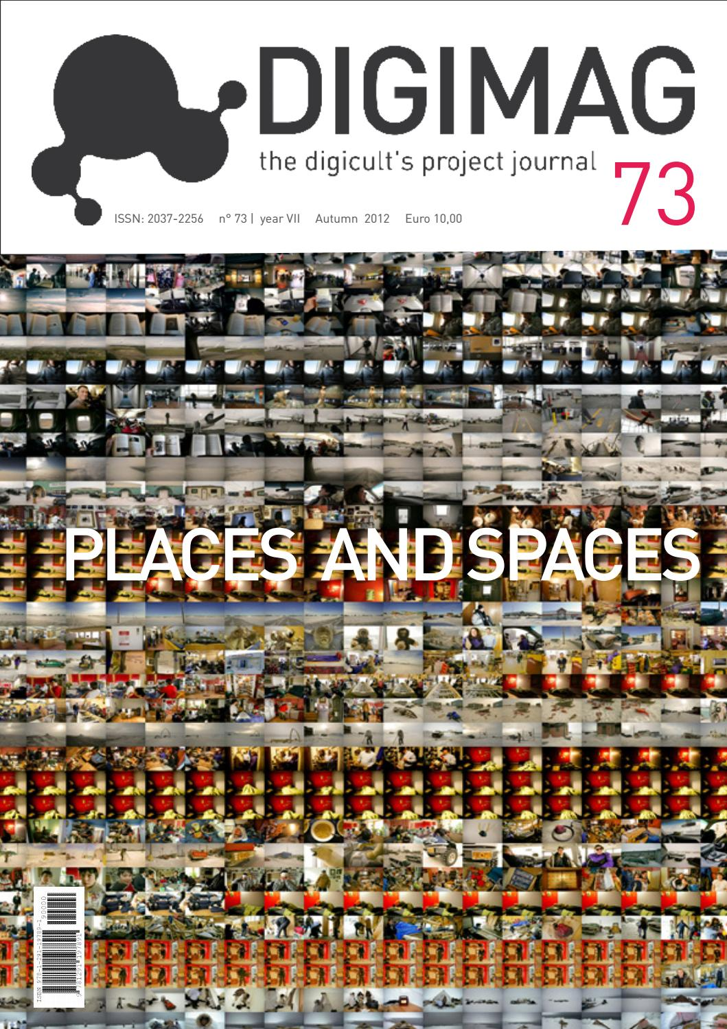 Digimag 73 Autumn 2012 By Digicult Editions Issuu Open Circuit Arm Detector Ocad