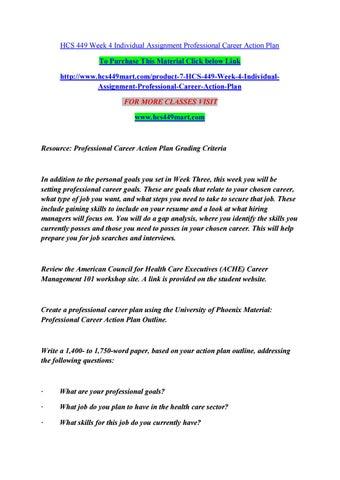 care skills assignment