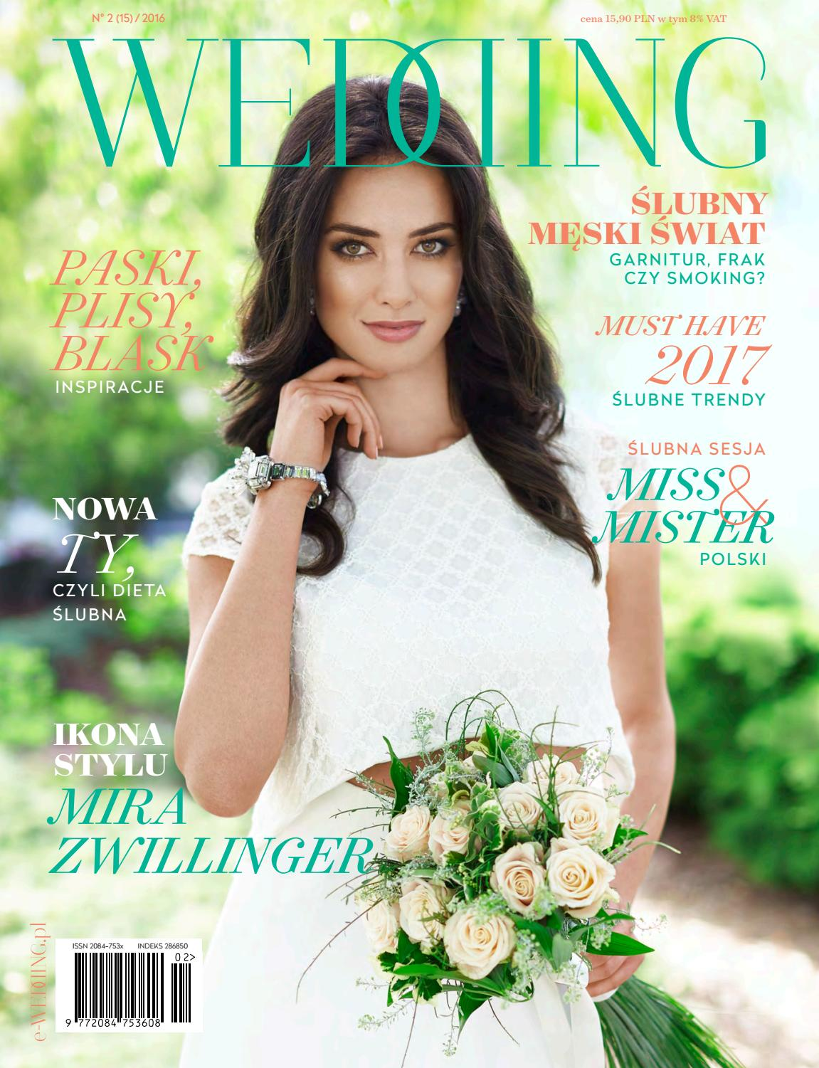 394e14b459 magazyn WEDDING by Renata Migalska - issuu