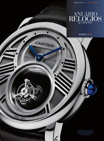 a127577b35b Anuário Relógios   Canetas - Março 2013 by Anuário Relógios ...