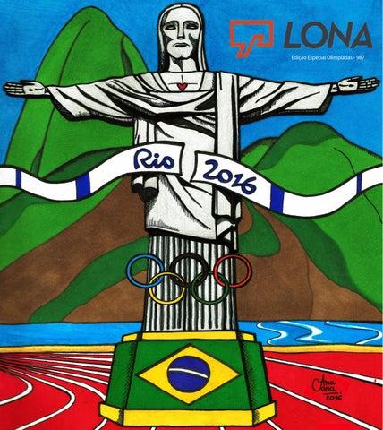 56a5e9322 LONA Edição Especial - Olimpíadas 2016 - 987 by LONA — Laboratório ...