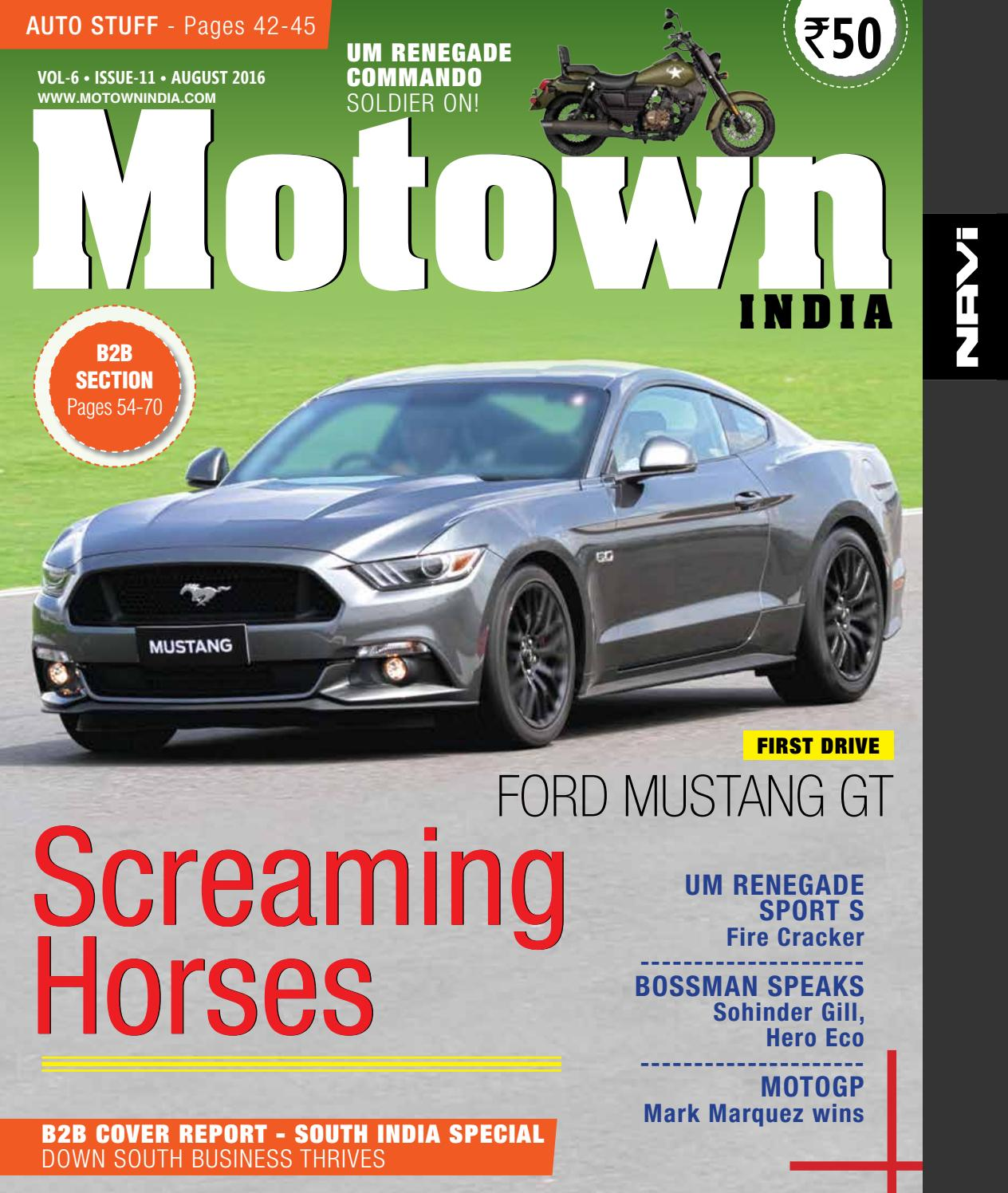 8bb61359fd2 Motown India August 2016 by Motown India - issuu
