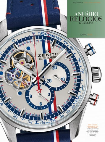 c2baefc2a1f Anuário Relógios   Canetas - Junho 2015 by Anuário Relógios ...