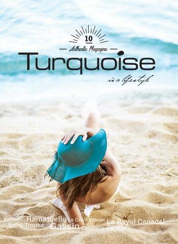 069a70128fa4b6 Turquoise magazine 2016 Edition Saint Tropez by Turquoise Magazine ...