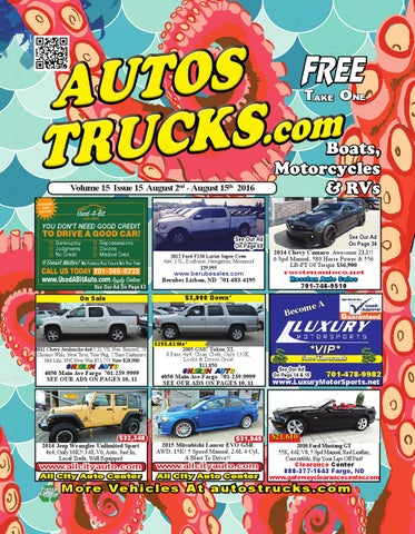 Autos Trucks 15-15 by AUTOS & TRUCKS - issuu