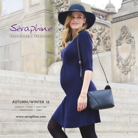 660969a315ff5 Aw16 Brochure UK - Seraphine by Seraphine - issuu
