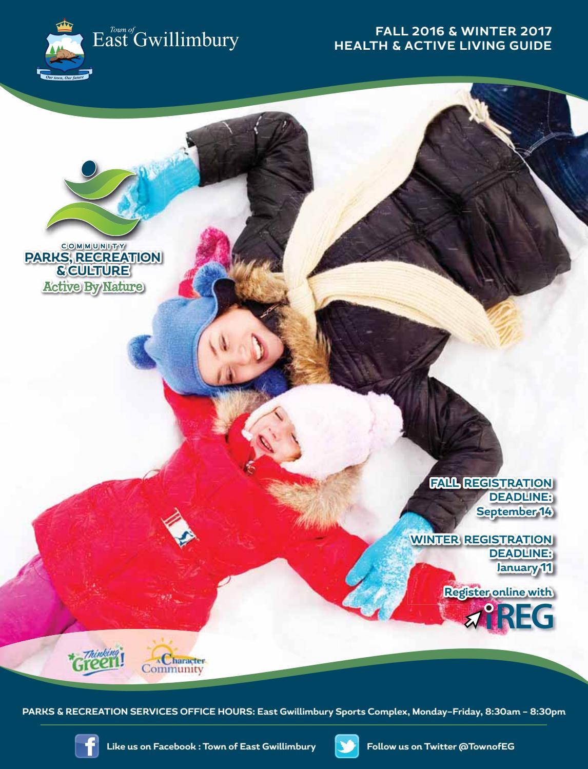 new tecumseth leisure guide 2017 fall