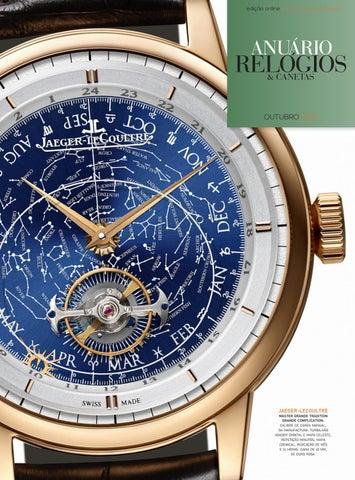 0ce3de22b5e Anuário Relógios   Canetas - Outubro 2015