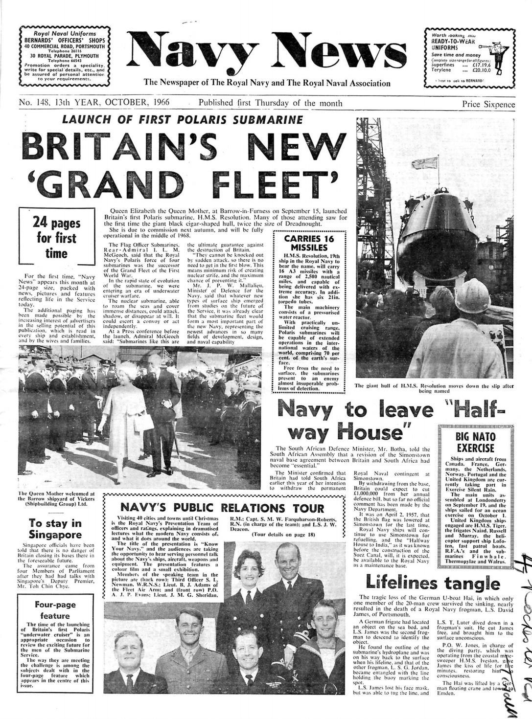 196610 by Navy News - issuu