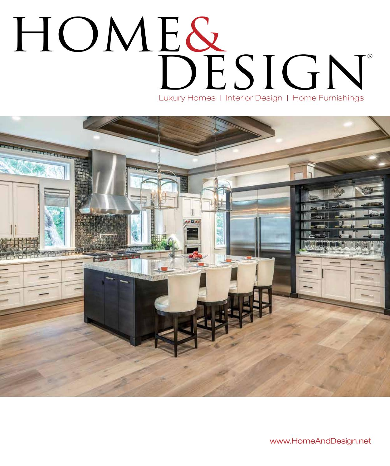 home u0026 design magazine 2016 suncoast florida edition by anthony