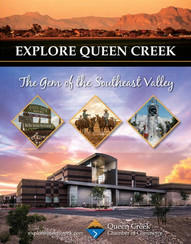 Queen Creek Az Chamber Guide By Town Square Publications Llc Issuu