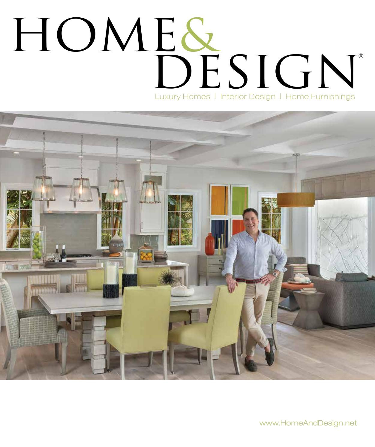 Home & Design Magazine 2016 Southwest Florida Edition by Anthony ...