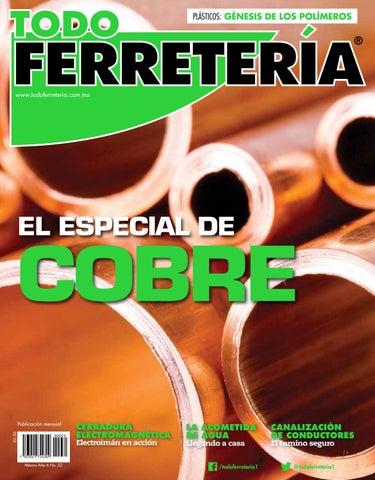 139140cce943 EDIC. 52 EL ESPECIAL DE COBRE by TODO FERRETERÍA - issuu