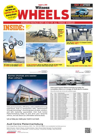 Wheels_4July2016 by Driver News - issuu