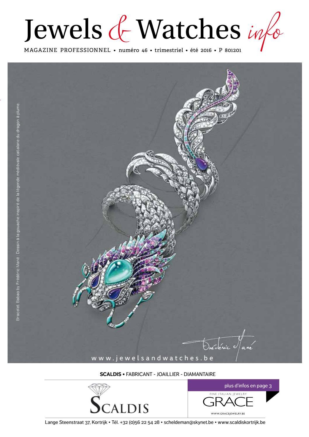 inégale en performance nouvelle arrivee le plus fiable Jewels & Watches Info été 2016 by Jewels & Watches Info - issuu