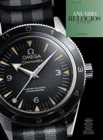 040a400e70b Anuário Relógios   Canetas - Dezembro 2015 by Anuário Relógios ...