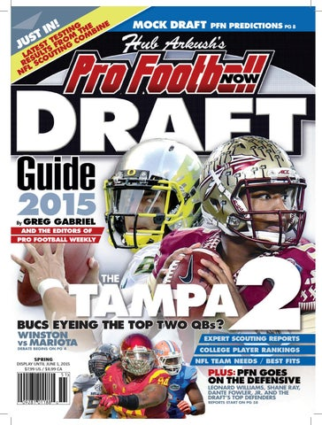 cc92a3fb PFW Draft Guide 2015 by Shaw Media - issuu