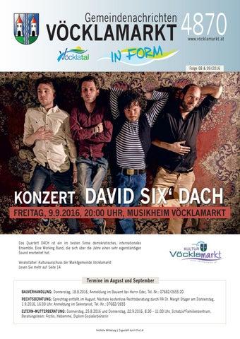 Vcklamarkt single event Schwoich single lokale