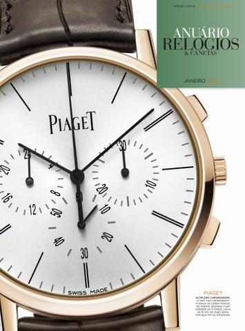 45054a32473 Anuário Relógios   Canetas - Janeiro 2015 by Anuário Relógios ...