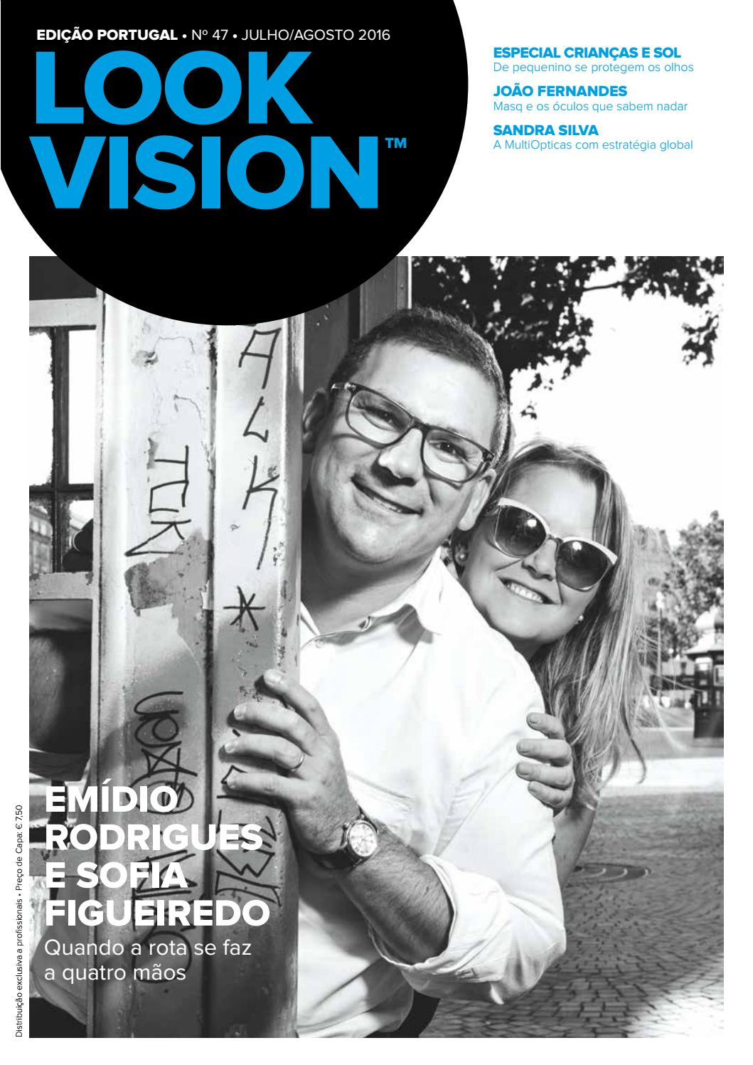 Lookvision47 issu by LookVision Portugal - issuu 7fb4deba94