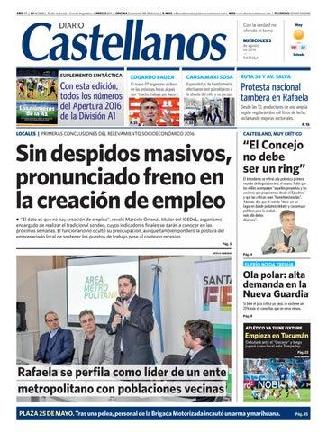 Diario Castellanos 03 08 by Diario Castellanos - issuu 113f99164fb92