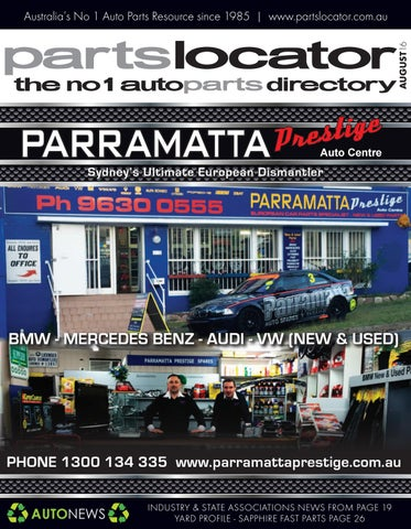 Parts Locator Digital Magazine August 2016 Issue by Parts Locator