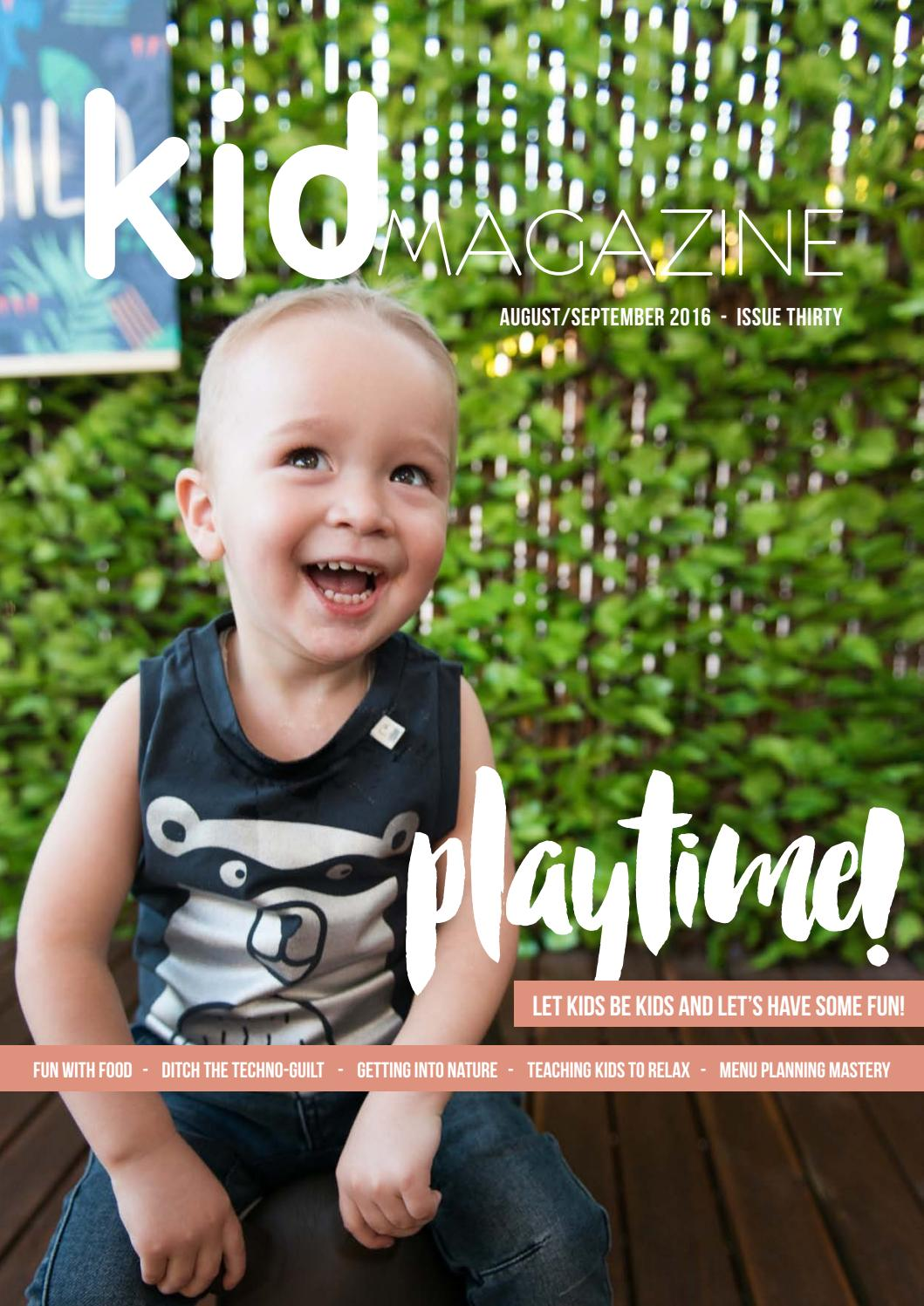 Kid Magazine Issue Thirty by Kid Magazine - issuu