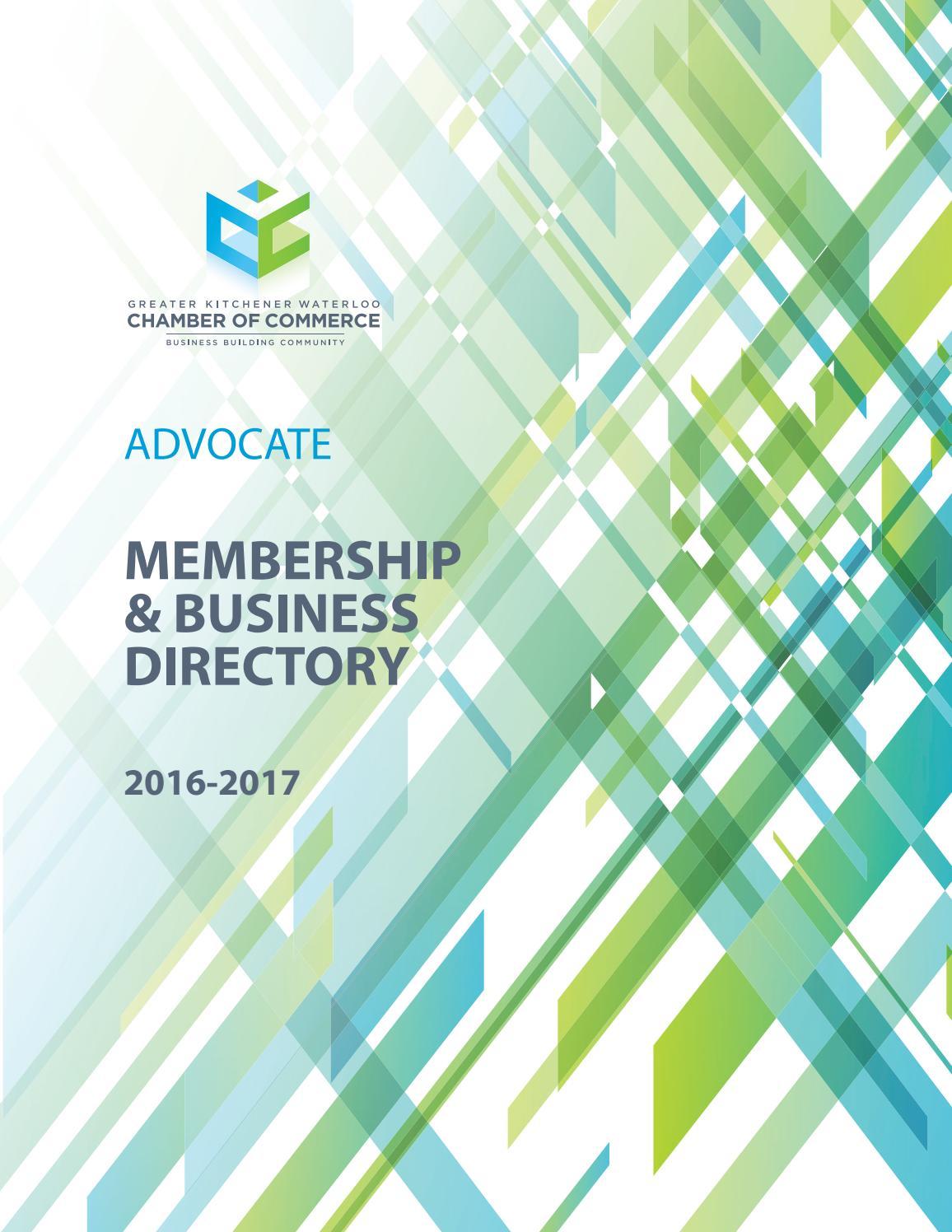 2016-2017 Membership & Business Directory by Natalie Hemmerich - issuu