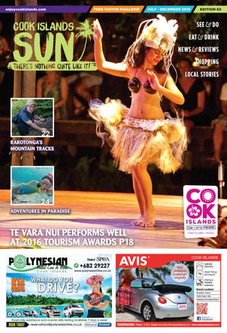 8d00de9105a Cook Islands Sun July-December 2016 Edition by Cook Islands Sun - issuu